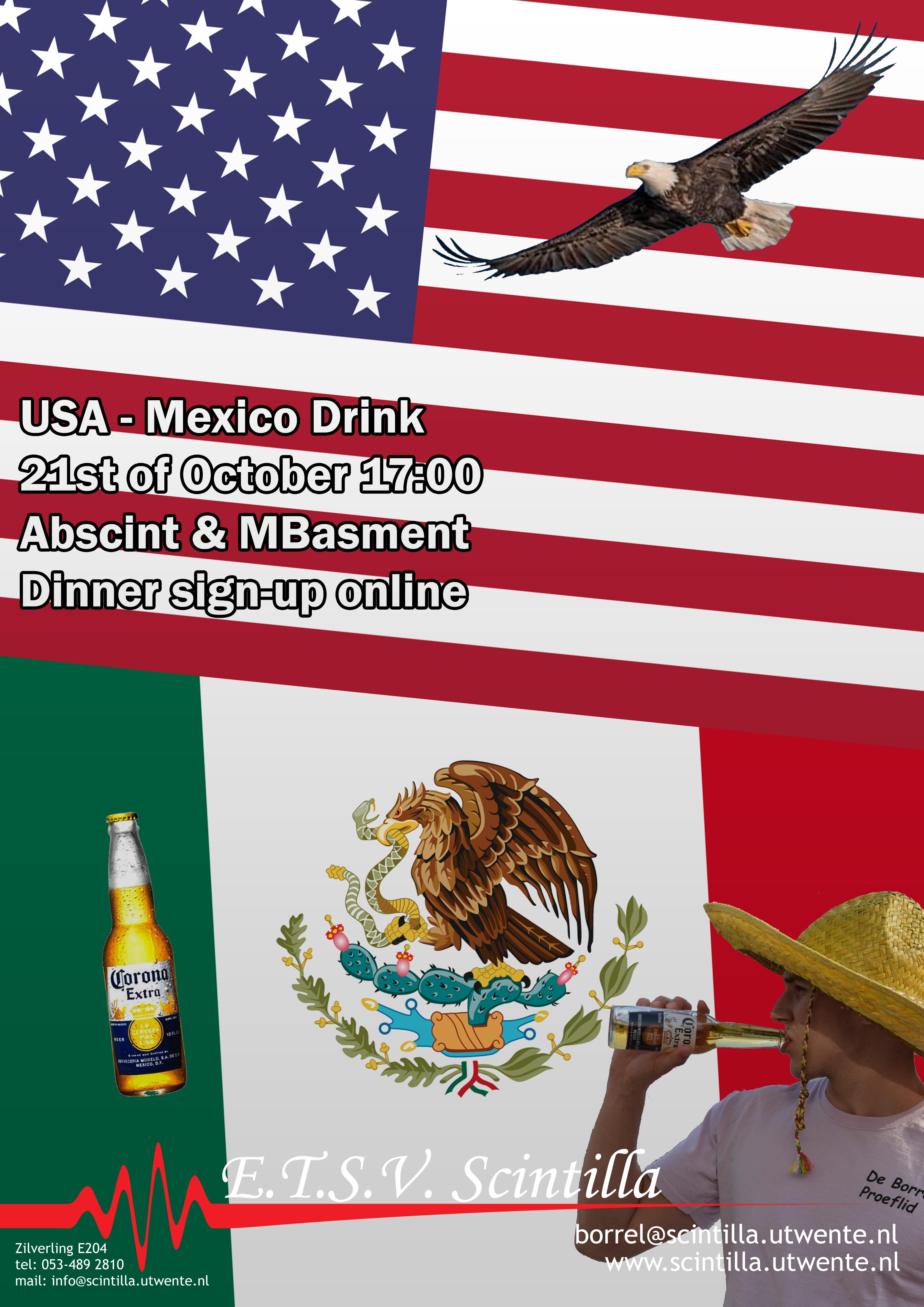 Vs-Mexico Poster
