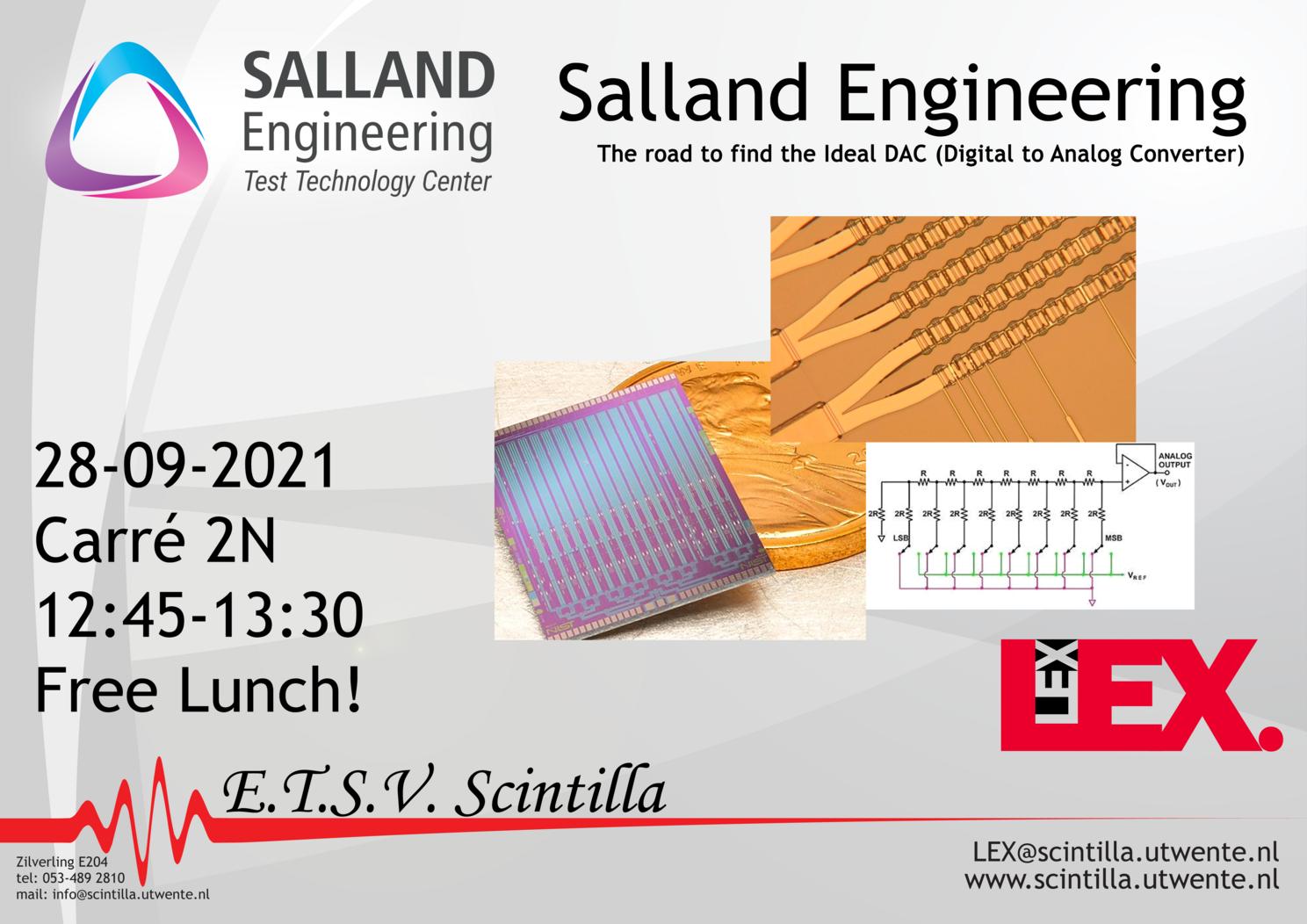 Poster Salland