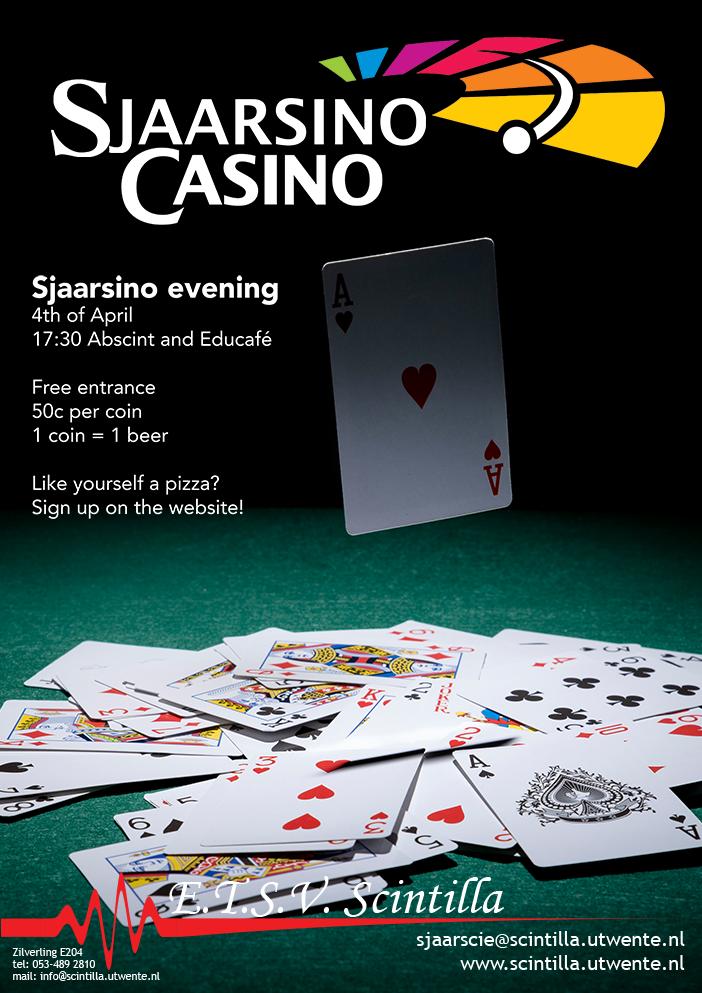 Sjaarsino Poster